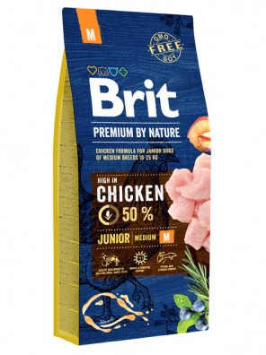 BRIT PREMIUM by Nature - Junior M