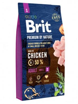 BRIT PREMIUM by Nature - Adult S