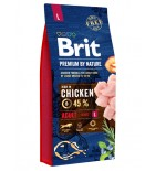 BRIT PREMIUM by Nature - Adult L - 15 kg