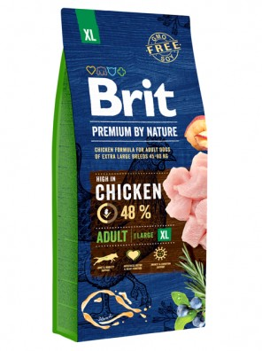 BRIT PREMIUM by Nature - Adult XL