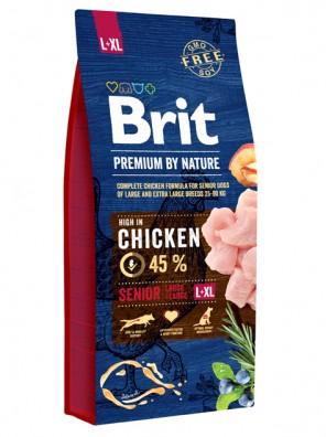 BRIT PREMIUM by Nature - Senior L+XL