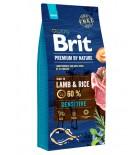 BRIT PREMIUM by Nature - Sensitive Lamb - 15 kg