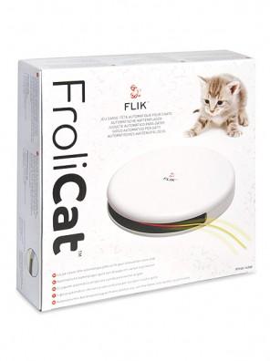 Casse-tête électronique Frolicat Flik - Jouet pour chat PETSAFE