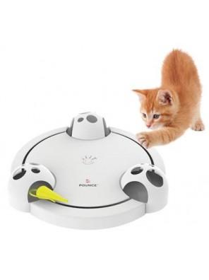 Casse-tête électronique avec souris Frolicat Pounce - Jouet pour chat PETSAFE