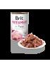 Brit Pate & Meat, pâtée pour chiots dinde et poulet (DLUO 07/2020) 400g