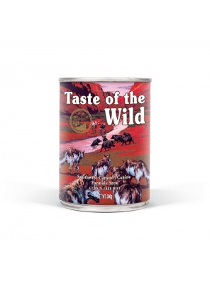 Pâtée pour chiens TASTE OF THE WILD Southwest Canyon (390g)