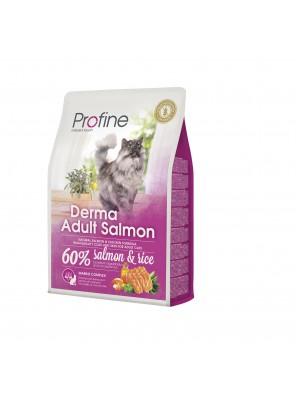 PROFINE CAT Derma Adult - Salmon