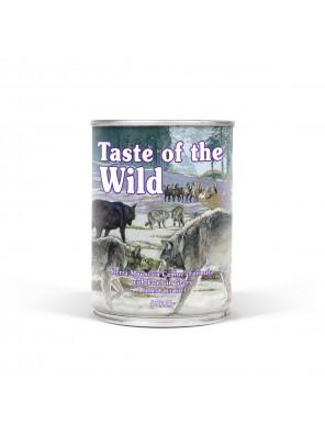 Pâtée pour chiens TASTE OF THE WILD Sierra Mountain (390g)