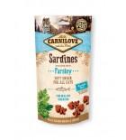 CARNILOVE Soft Snack - Sardine & persil (50 g)