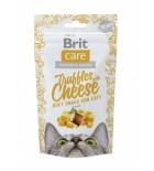 BRIT CARE Chat - Juicy Snack - Bouchées au fromage (50 g)