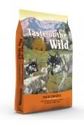 TASTE OF THE WILD High Prairie Puppy (sac abîmé) 12,2 kg