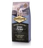 Carnilove Salmon & Turkey – Puppy