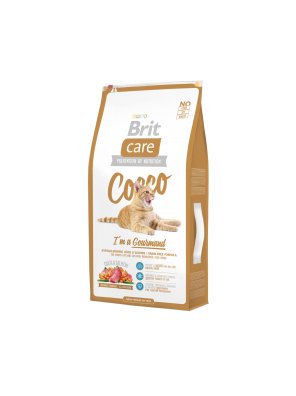 BRIT CARE CAT Cocco, chat difficile