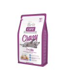 Brit Care Cat CRAZY I'M Kitten (chaton)