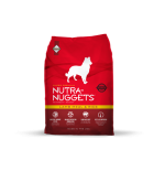 Nutra Nuggets Lamb & Rice 15+3kg offert