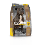 Nourriture naturelle pour chiens Nutram Total sans grains T25 au saumon et à la truite