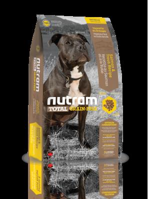 NUTRAM Total T25 Sans Céréales - Saumon et truite, chiens de tous âges
