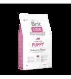 New Brit Care GrainFree - Salmon & Potato pour chiots