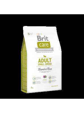 BRIT CARE Adult Small, Lamb & Rice