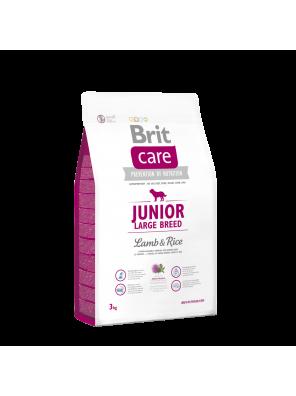 BRIT CARE Junior Large, Lamb & Rice