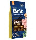 BRIT PREMIUM by Nature - Junior M - 15 kg