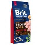 BRIT PREMIUM by Nature - Adult L - 15 kg